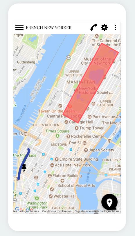 Como la sección Mapa me hizo la vida más fácil en Nueva York