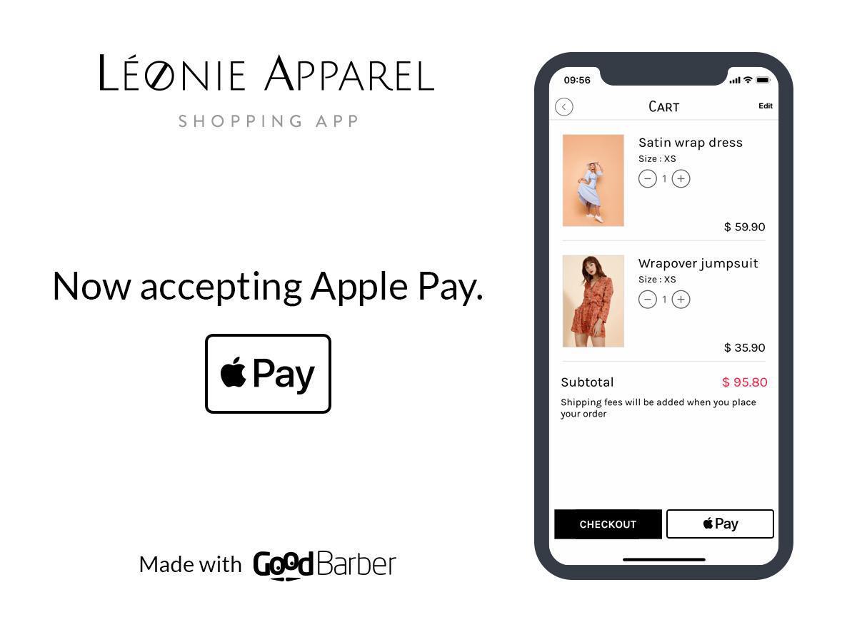 ¿Apple Pay o compras en la aplicación?