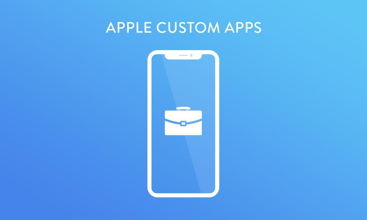 Distribuir tu aplicación iOS con Custom Apps