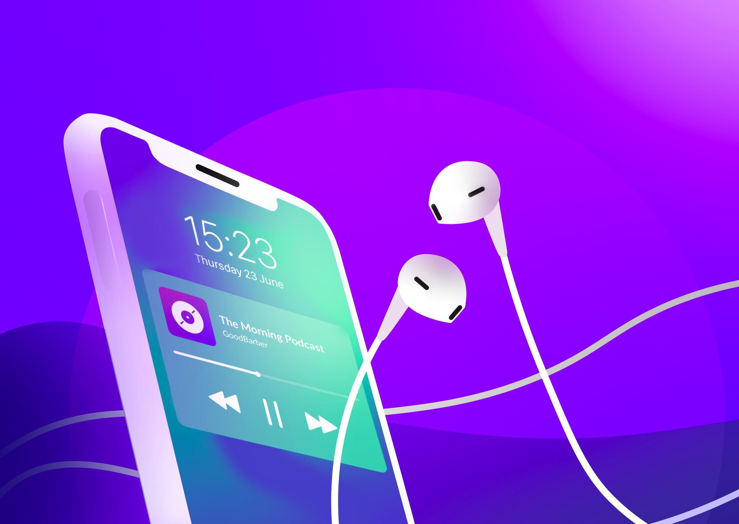 Lleva tu podcast al siguiente nivel con una aplicación móvil
