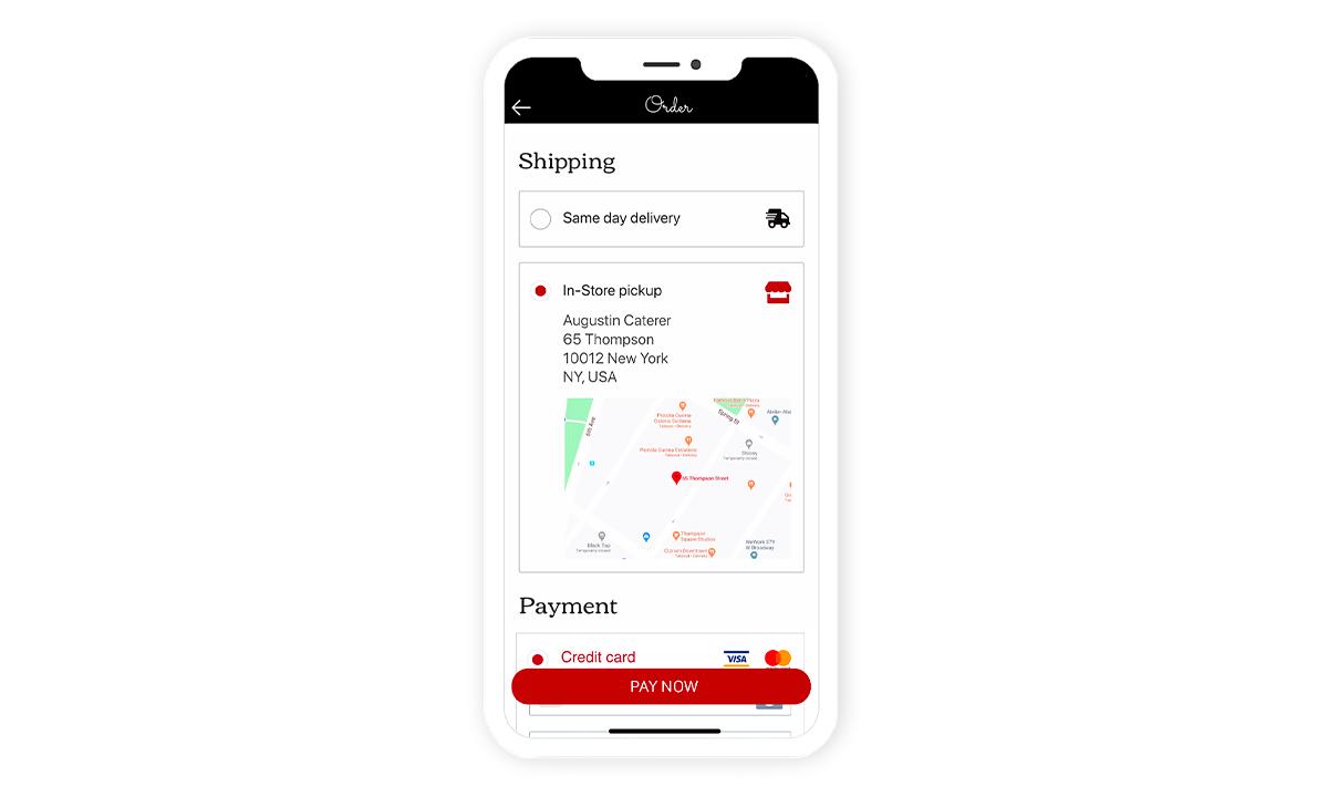 Optimizar el proceso de pago con el add-on de Pago rápido