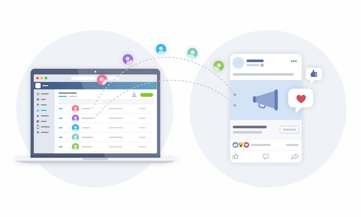 Aplicación Shopping: Crear campañas de marketing específicas gracias a nuestra nueva función de exportación de clientes
