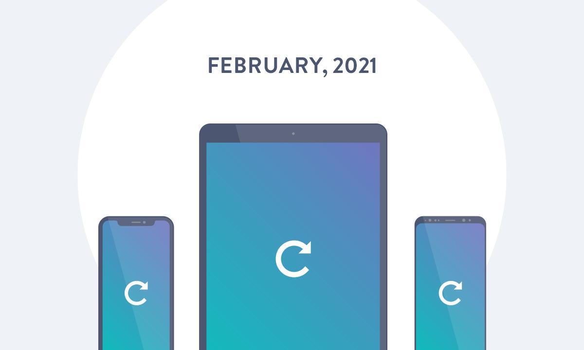 ¿Qué hay de nuevo en GoodBarber? Febrero 2021