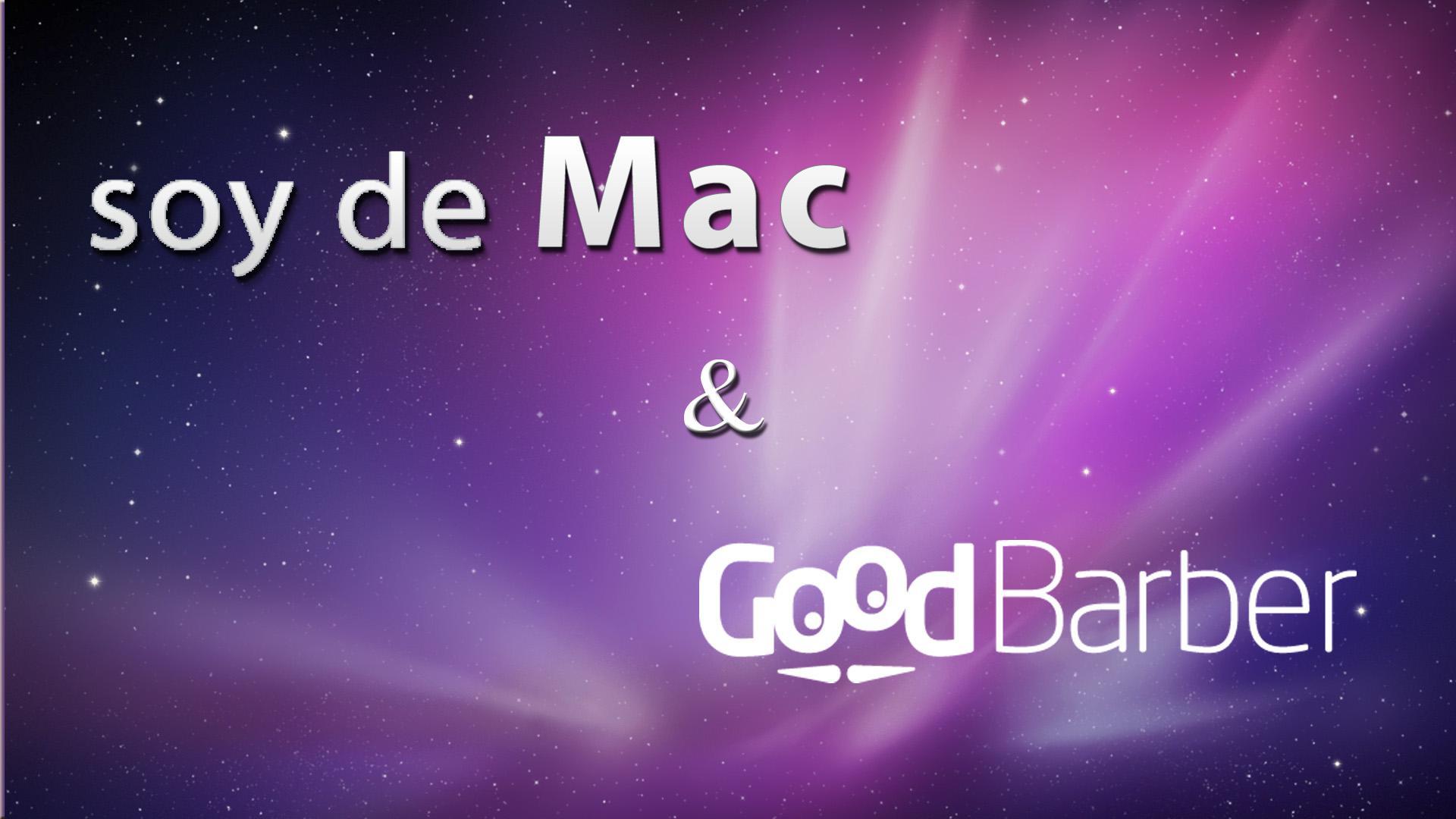 Concurso GoodBarber en Soy de Mac