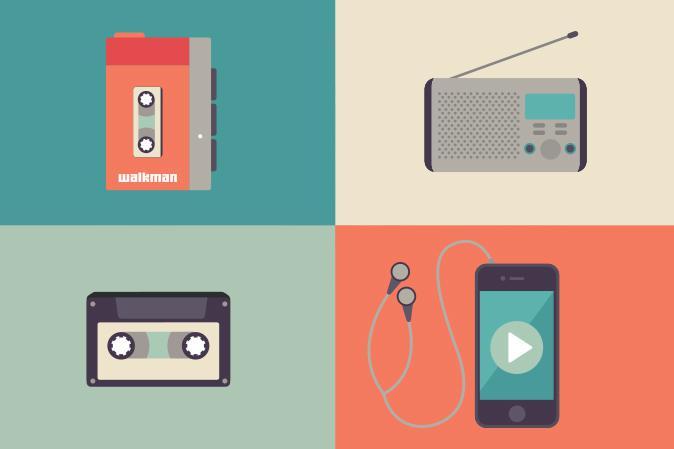 ¿Qué tienen que ver las apps con la industria de la música?