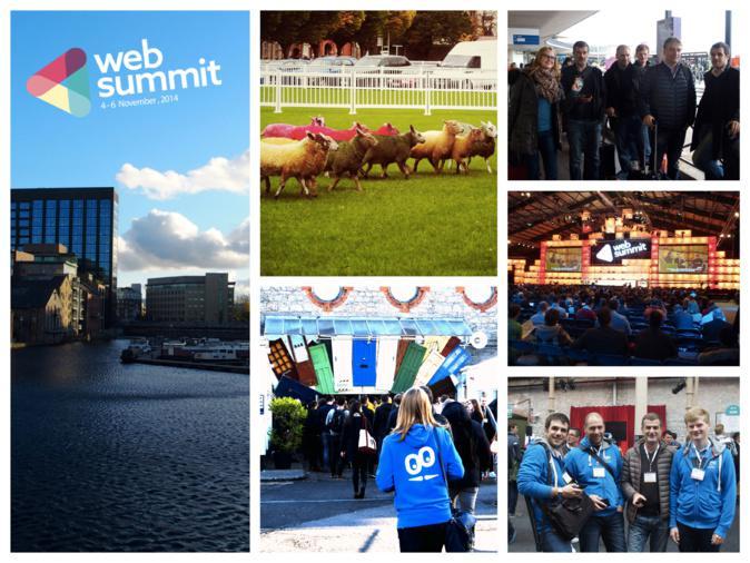 ¿Qué ocurrió durante el Web Summit 2014?