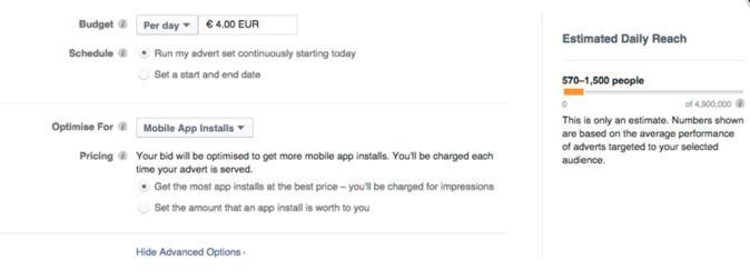 ¿Cuán poderoso puede ser Facebook para la estrategia de promoción de tu app?