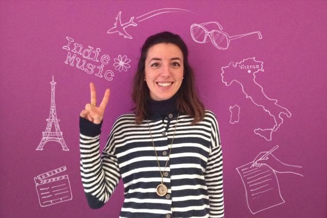 ¿Qué hace una chica de Vicenza en Córcega?