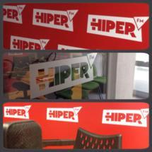 Hiper FM - La app de la radio que te ayudará a levantarte cada mañana