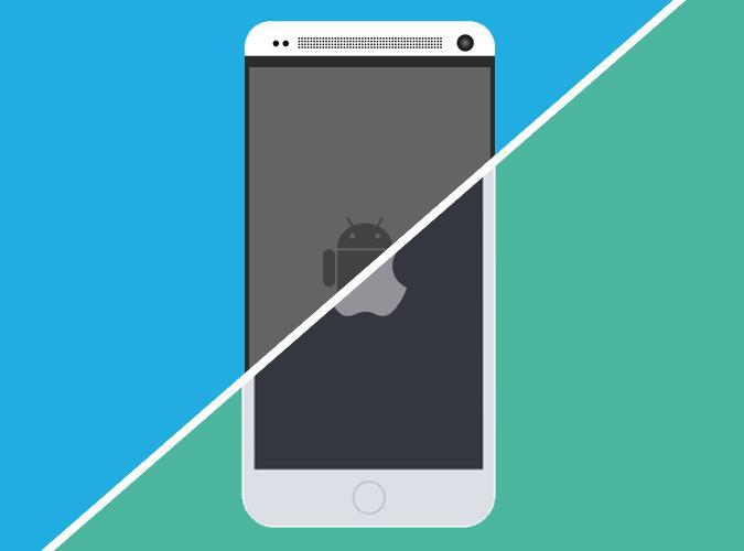 ¿Qué versión de mi app publicar: iOS o Android?