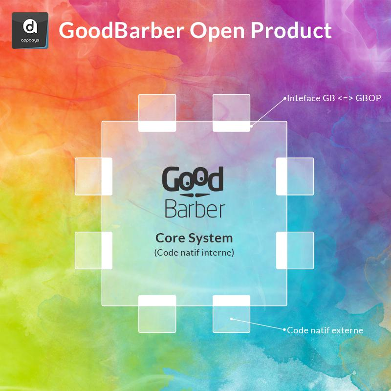 GoodBarber presenta GoodBarber Open Product @ AppDays 2015