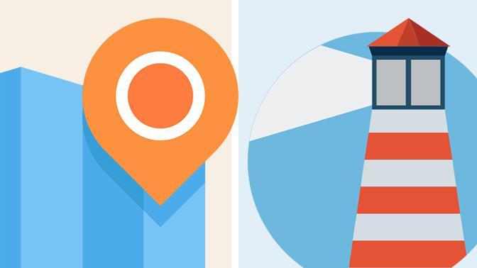Beacons VS. Geofencing #Infografía