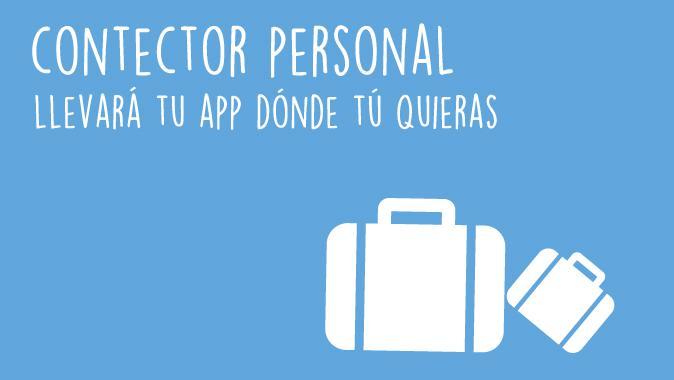 Conector Personal- Crea una app para cualquier web