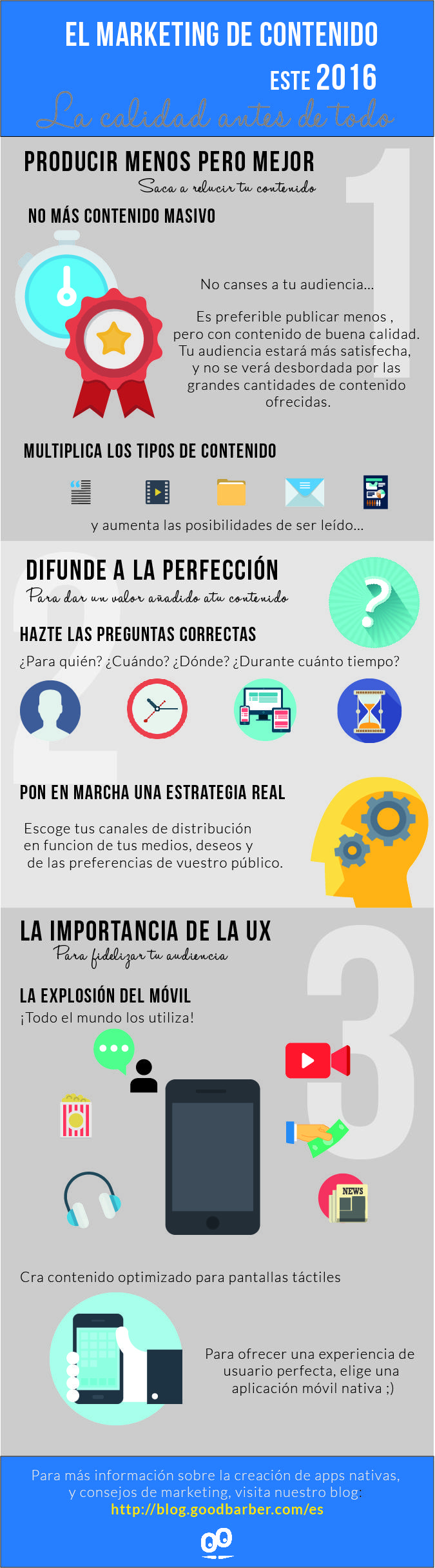 Marketing de Contenidos - Tendencias para el 2016