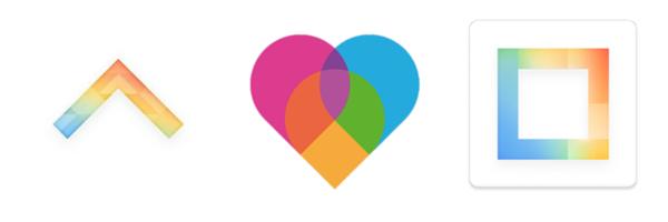 ¿Qué tienen en común los iconos de las Apps más populares en España?