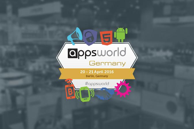 GoodBarber @ Apps World Alemania