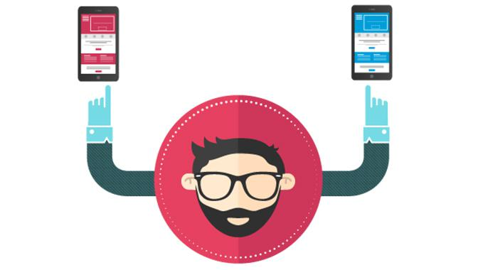 Como cambiar de app builder o constructor de aplicaciones