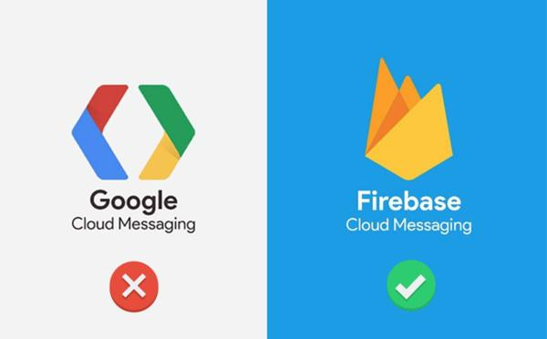 Firebase Cloud Messaging: manténgase actualizado para enviar notificaciones push en Android