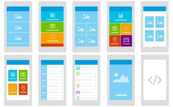 Vídeo Tutorial: Cómo crear una navegación multi-nivel en una app
