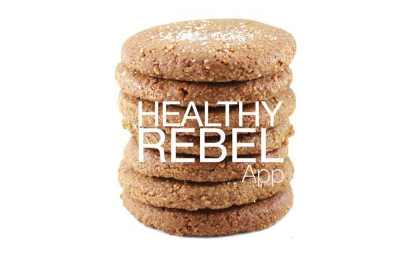 Healthy Rebel - La app que te permitirá cocinar y degustar las tartas más sabrosas y sanas
