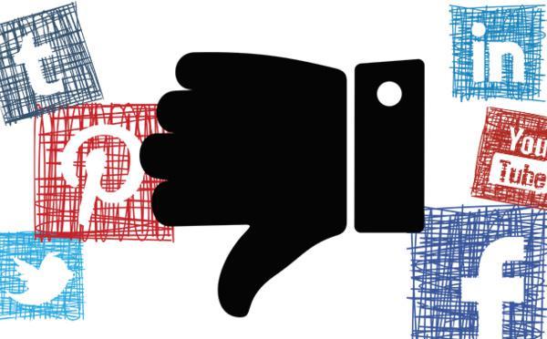 ¿Cómo gestionar los comentarios negativos en las redes sociales?