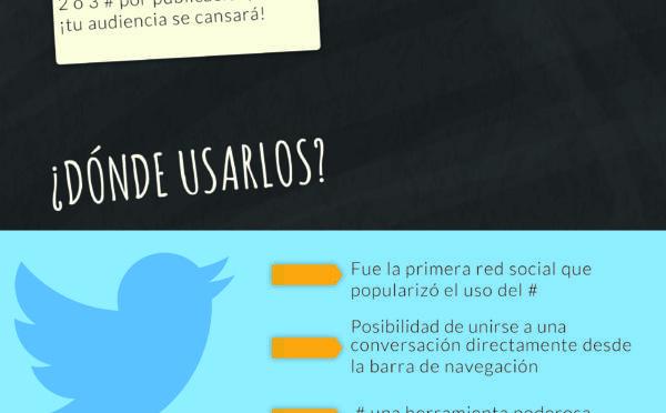 #Hashtag: Cómo usarlos mejor