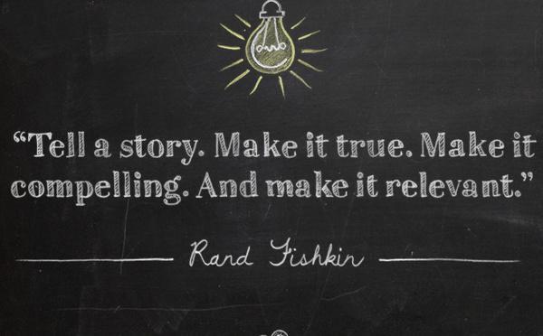Contenido: El poder de la historia #storytelling