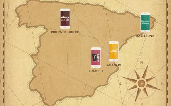 Aplicaciones móviles para perderte por España este verano