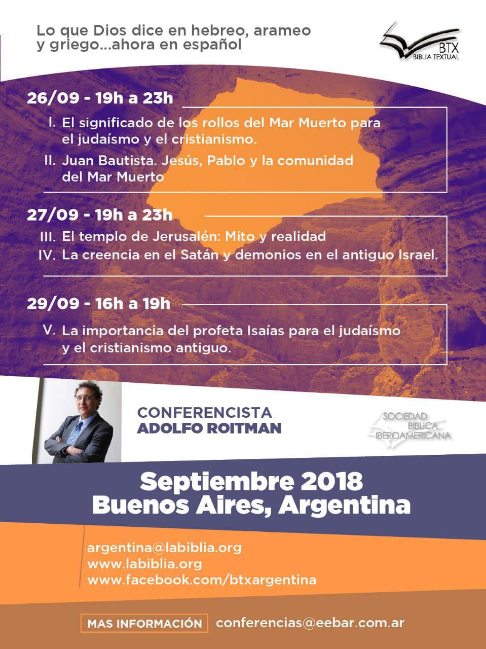 Argentina SEP 2018