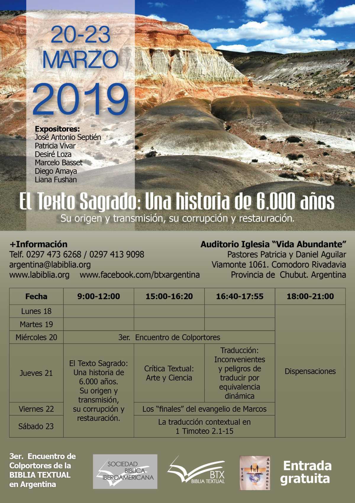 Argentina MAR 2019