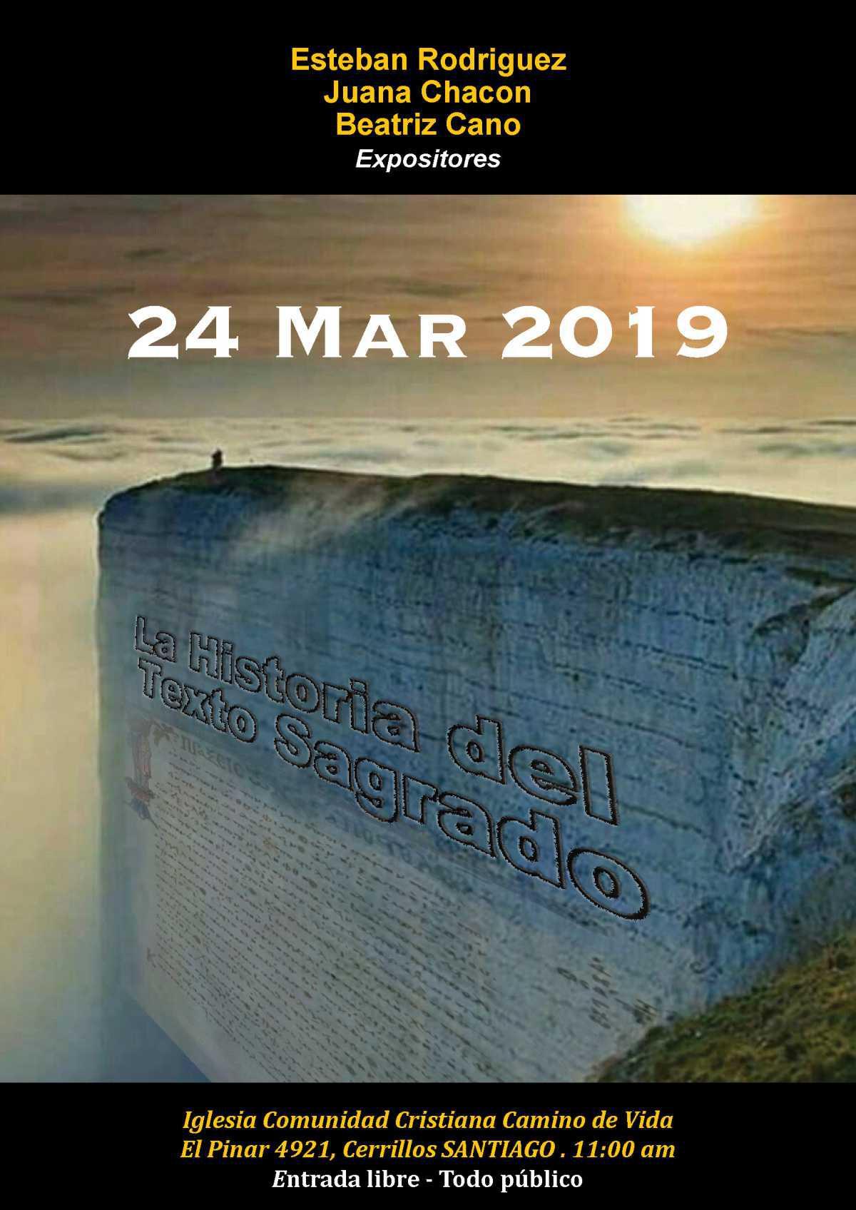 Chile MAR 2019