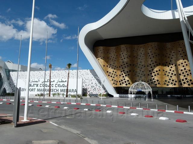 Marrakech a un nouveau terminal dédié totalement à l'aviation d'affaires et privée