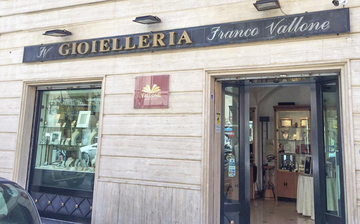 Gioielleria - Vallone