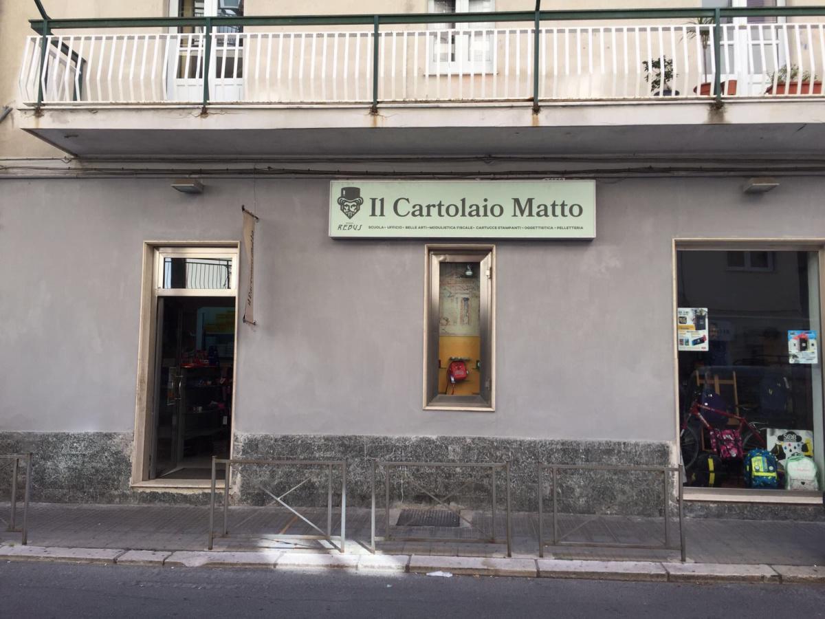 Cartolaio Matto - negozio Rebus