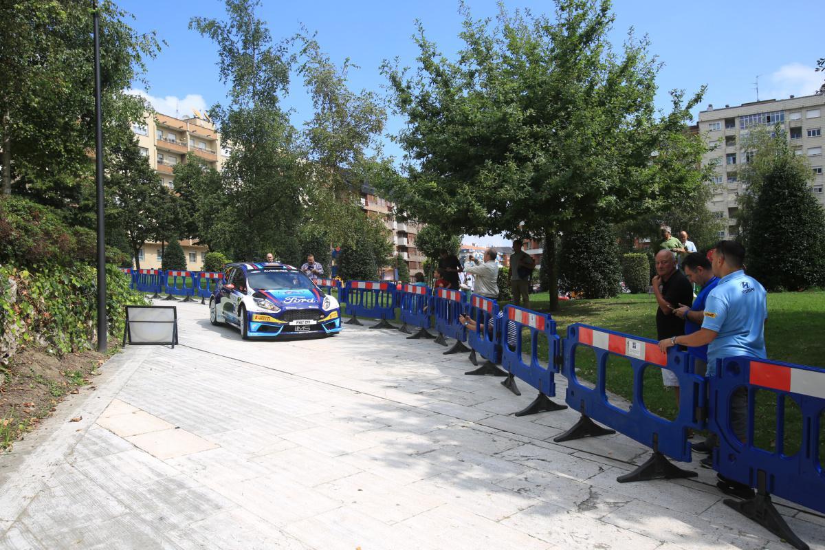 El Rally Princesa de Asturias-Ciudad de Oviedo, en imágenes