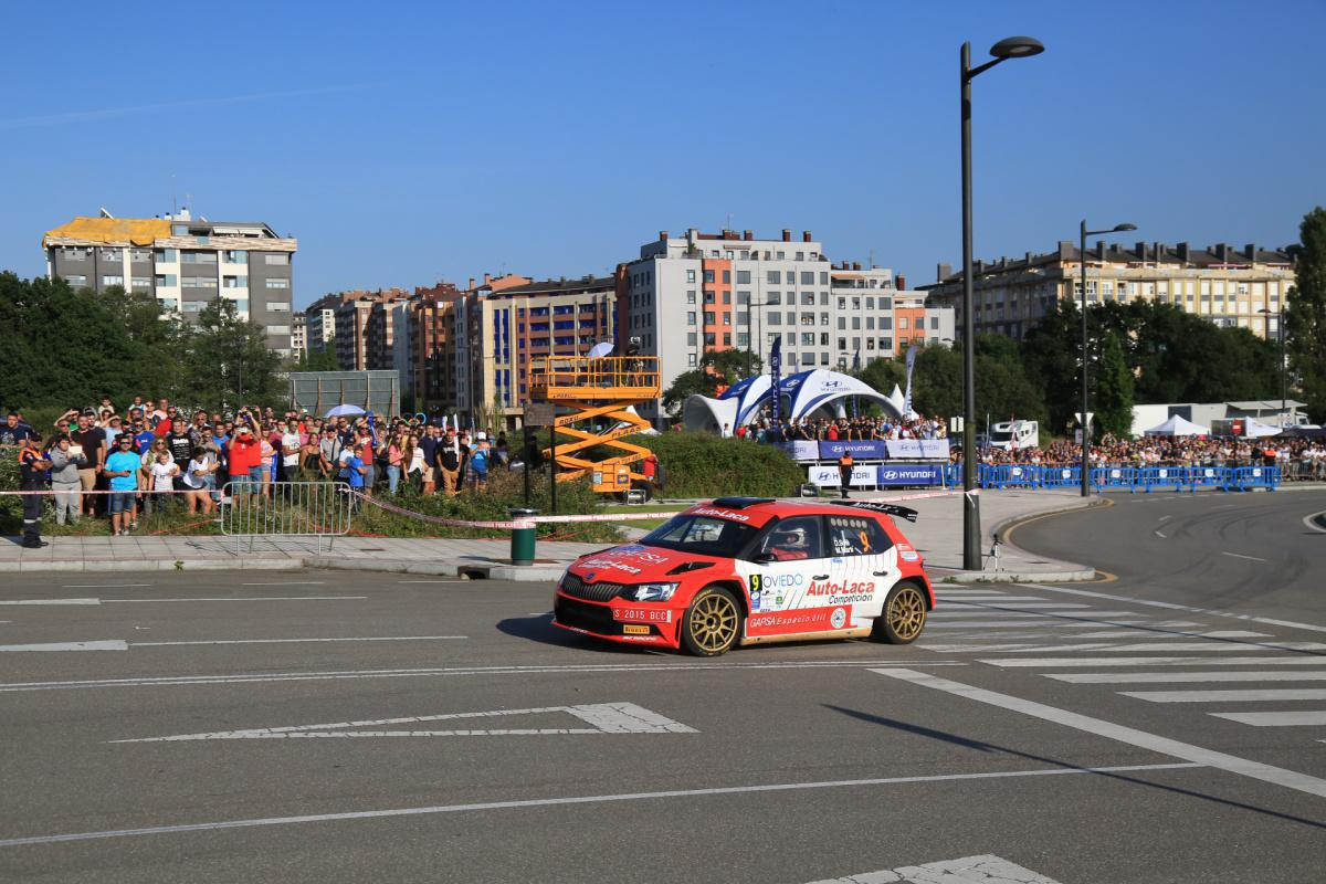 TC 12 | Pernia wins the last stage of the day