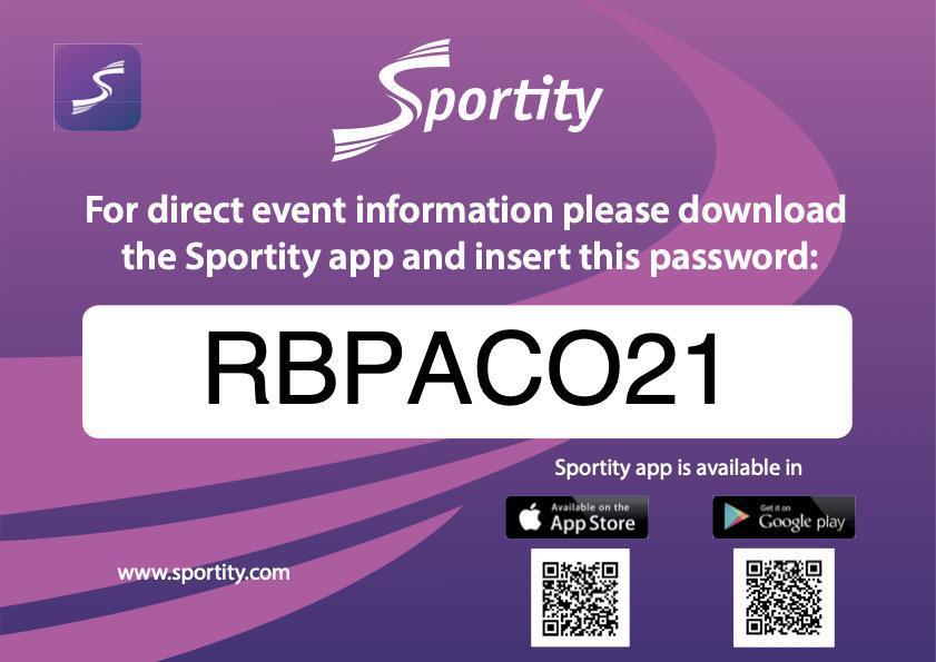 La información oficial del Rally Blendio Princesa de Asturias se podrá consultar por primera vez en la plataforma Sportity