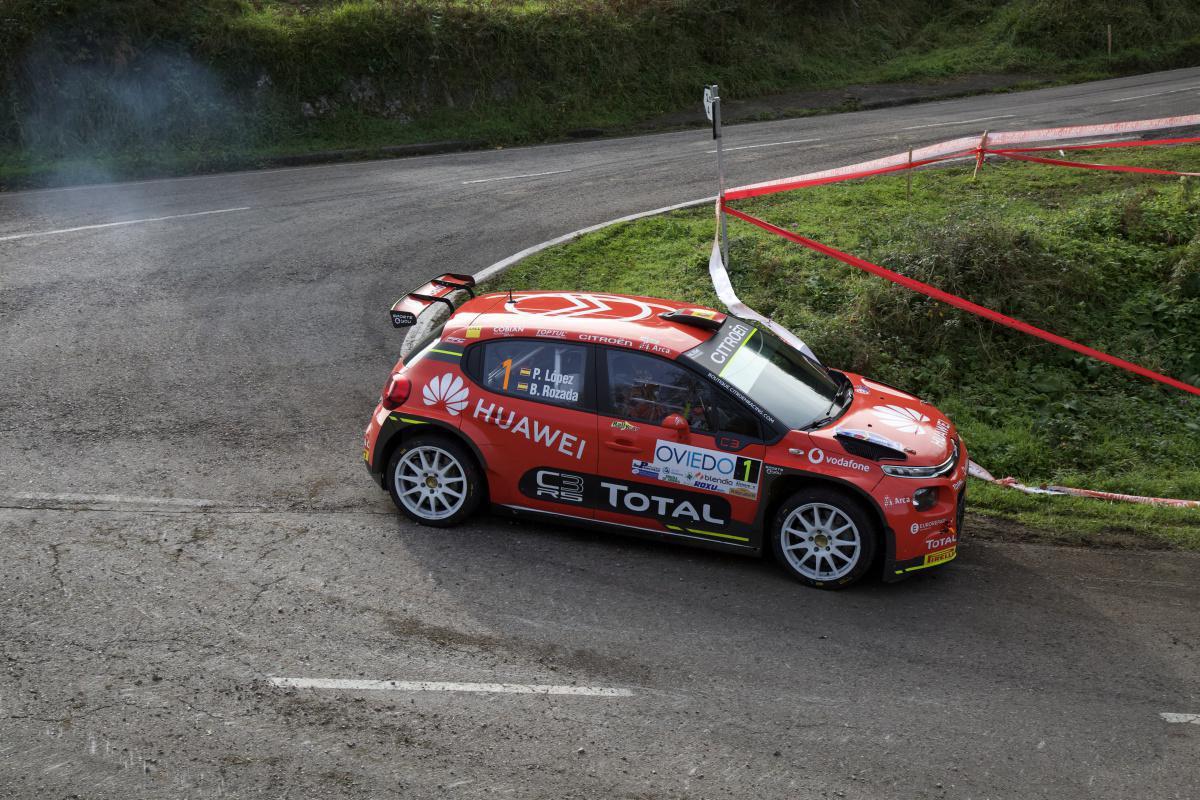 Los primeros vehículos disputarán el último tramo cronometrado del Super Campeonato de España en orden inverso, como en la Power Stage del WRC
