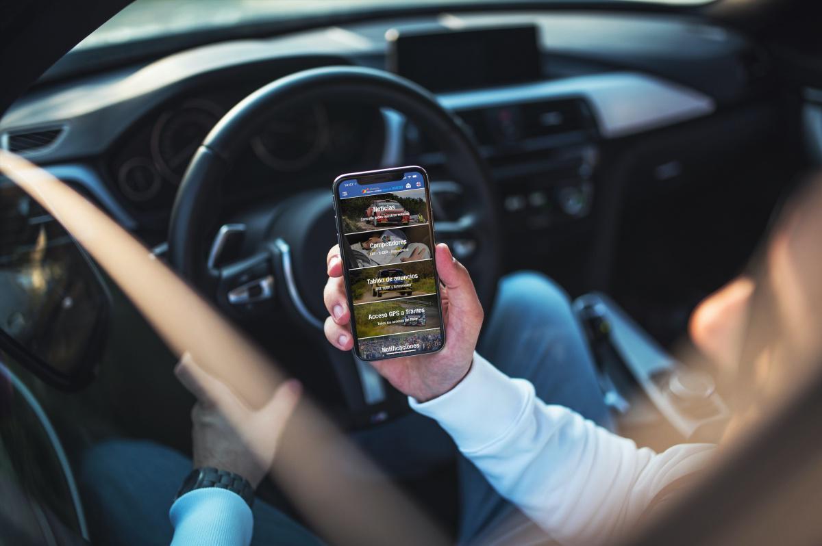 La App del Rally llega a la 58 edición con 21.000 descargas y totalmente renovada