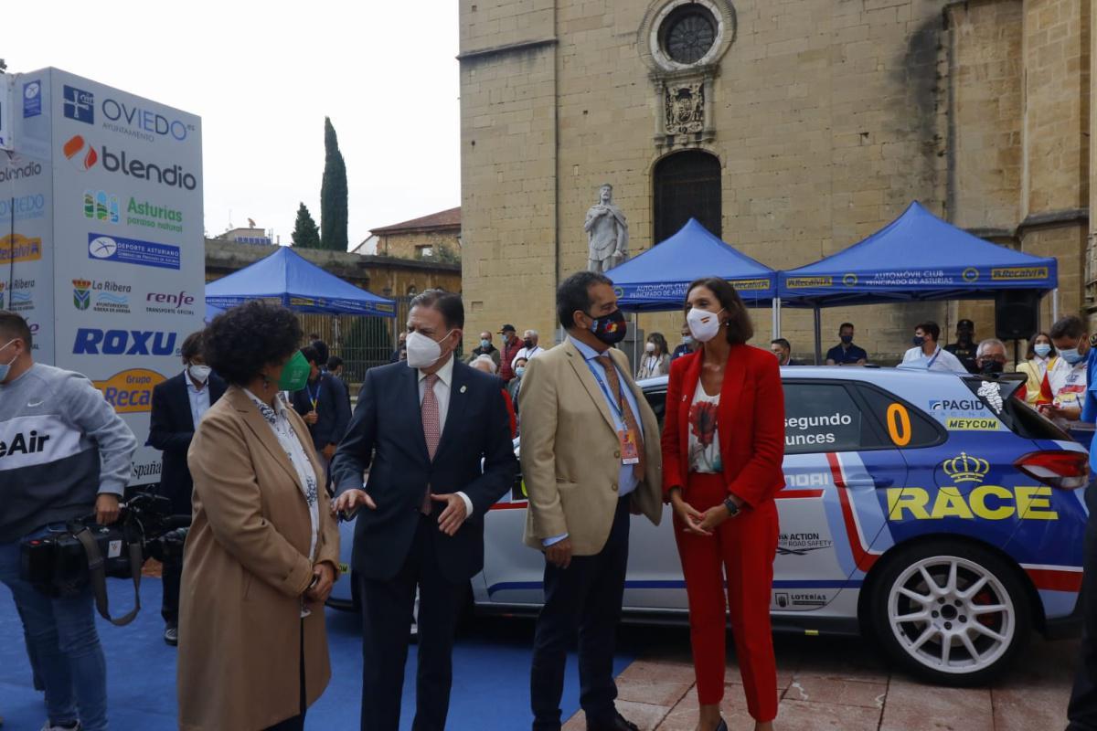 El Rally Blendio Princesa de Asturias, declarado Fiesta de Interés Turístico Nacional