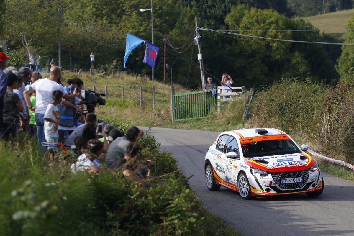 TC11 | Ordóñez arrebata a Cachón el cuarto puesto
