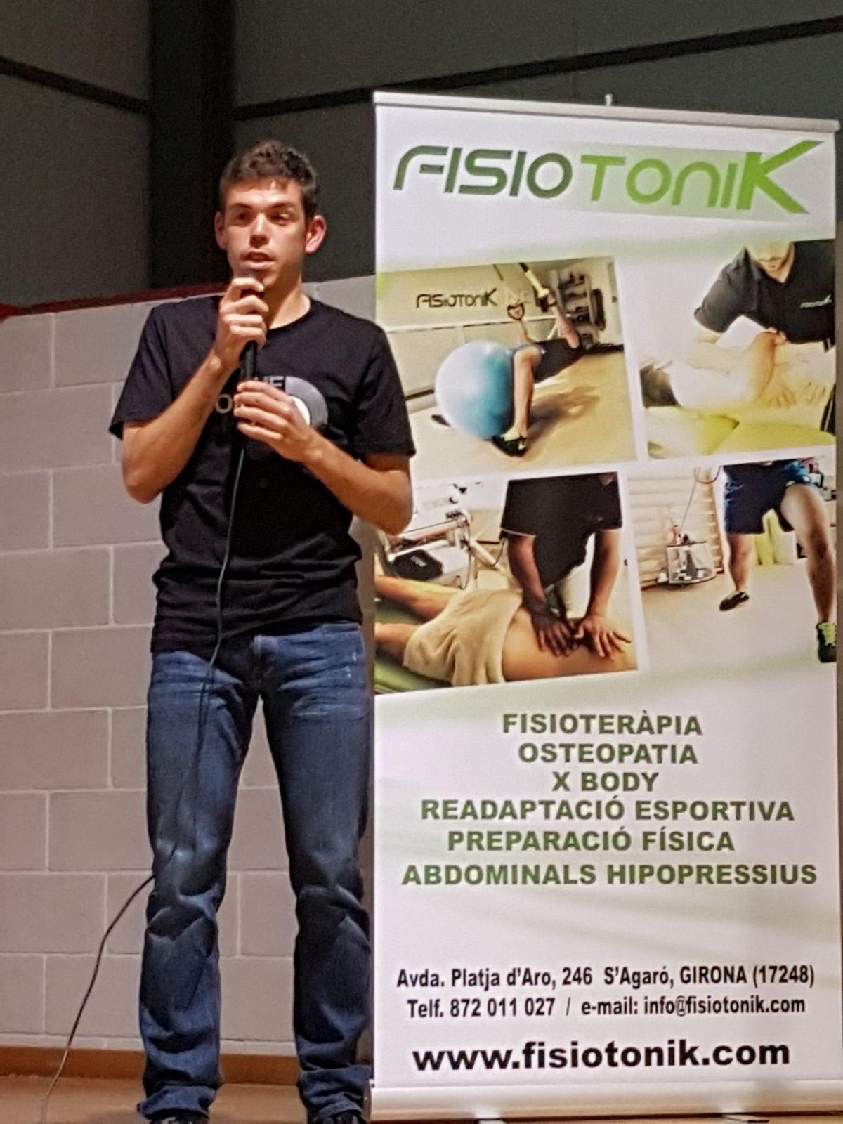 Presentació QRT amb Pau Capell