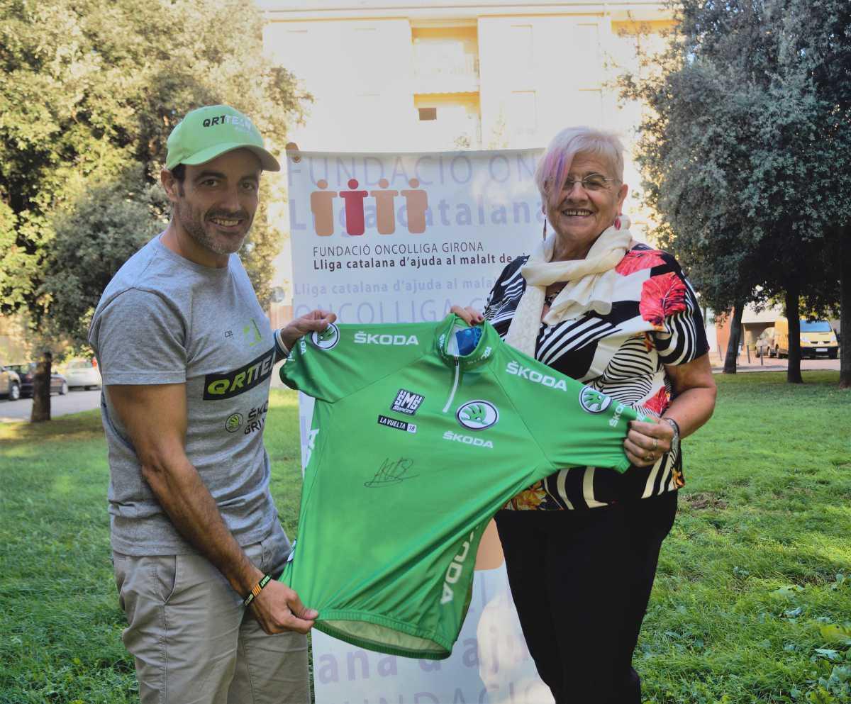 Alejandro Valverde Subhasta solidaria