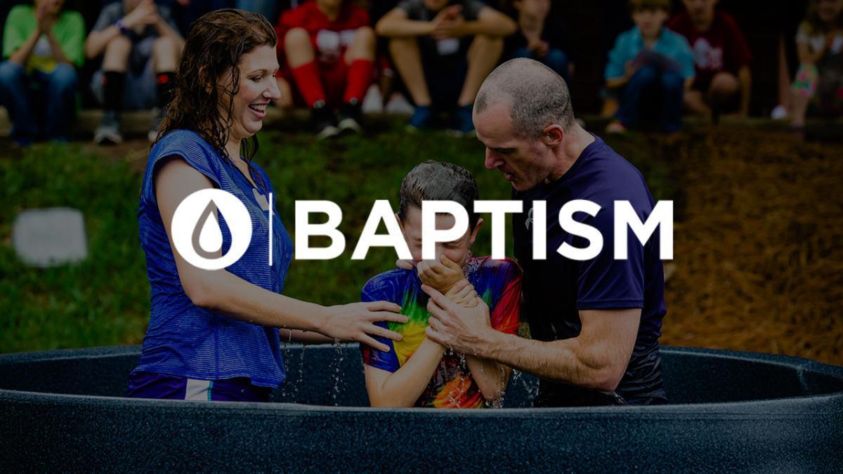 2020 Baptism Weekends
