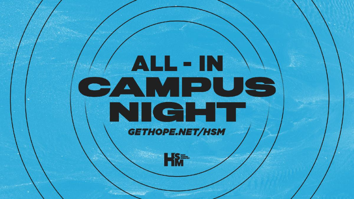 All-in Campus Night