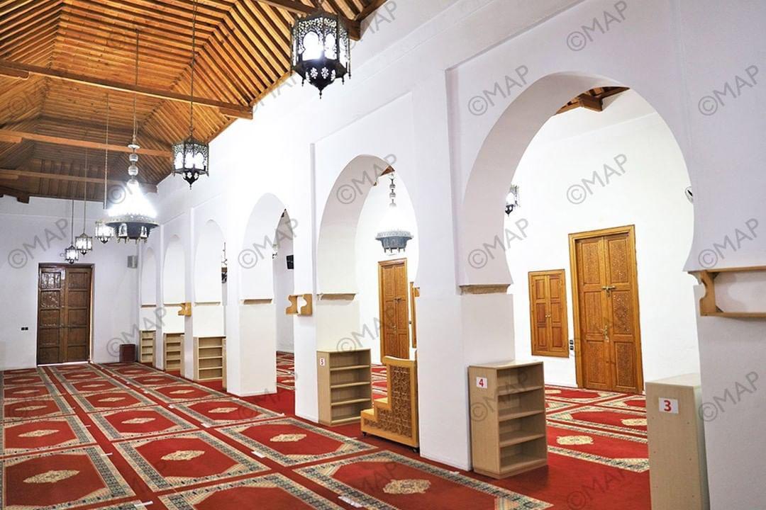 كلميم ..بيوت الله جاهزة لاستقبال المصلين