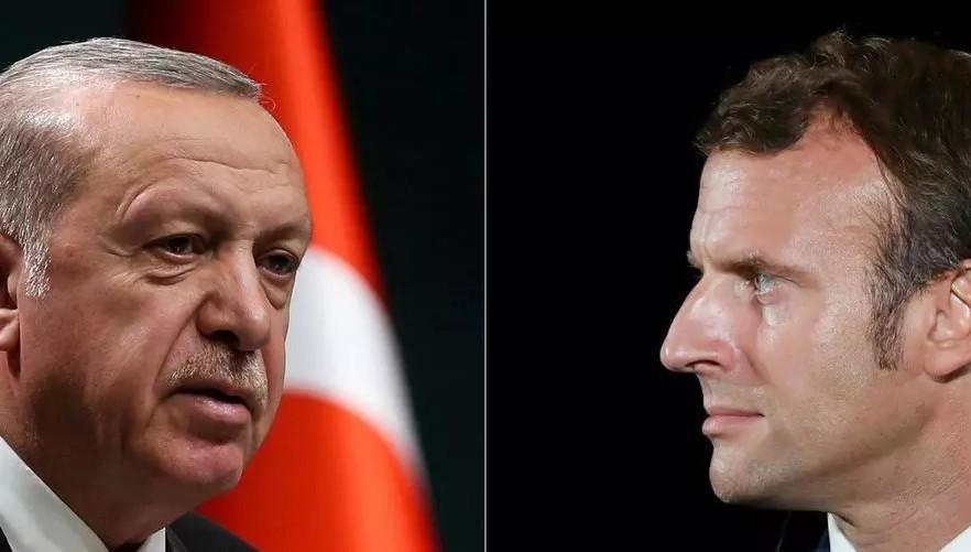 """إردوغان: ماكرون بحاجة إلى """"فحص صحته العقلية"""" نظرا لطريقة تعامله مع المسلمين"""