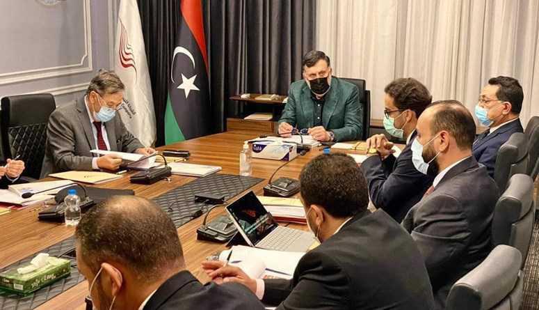 حكومة الوفاق الليبية تستنكر تصريحات ماكرون حول الإسلام