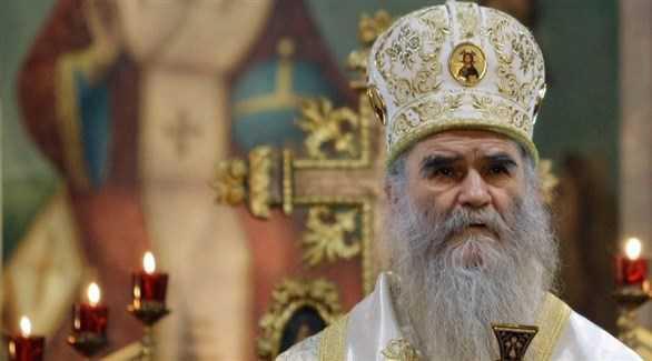 وفاة رئيس الكنيسة الأرثوذكسية الصربية في مونتينيغرو بفيروس كورونا