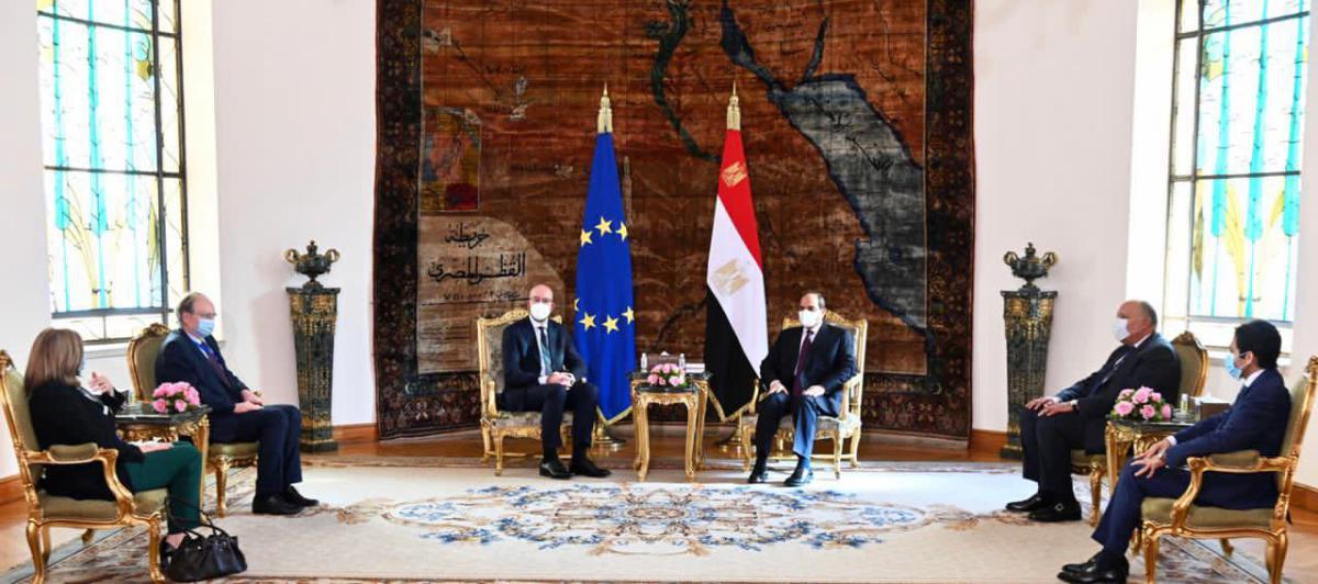 """توافق مصري أوروبي على إقامة """"منتدى للحوار"""" للتصدي لخطاب الكراهية والتطرف"""